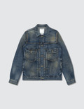Visvim Social Sculptulpture Damaged Jacket Picutre