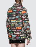 Kirin Kirin Typo Field Denim Jacket