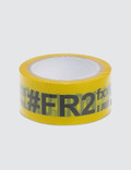 """#FR2 """"Caution"""" Packing Tape Picture"""