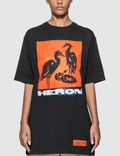 Heron Preston Herons Screenprint T-shirt Picutre