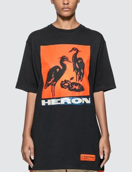 Heron Preston Herons Screenprint T-shirt