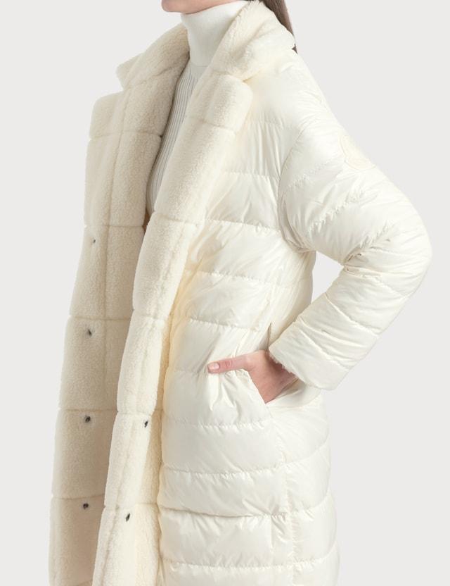 Moncler Reversible Shearling Coat
