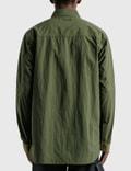 Maharishi Utility 2.0 Veg Dyed Tech Shirt Olive Men