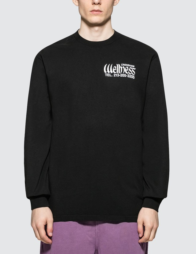 Total Luxury Spa Mr.Wisdom L/S T-Shirt