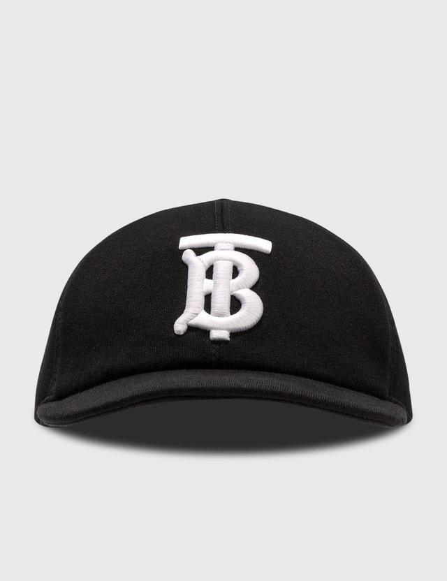 Burberry TB Logo Cap Black Men