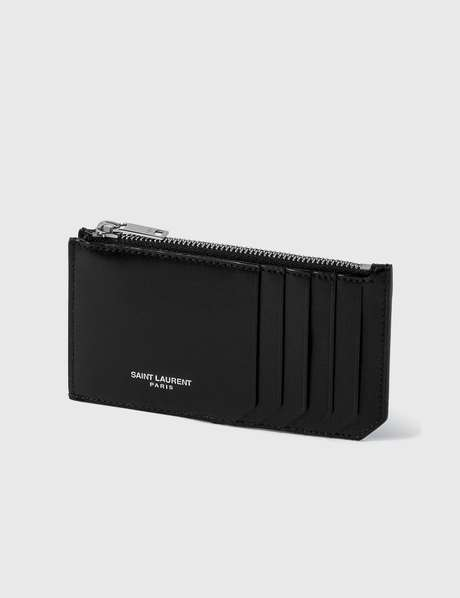 생 로랑 Saint Laurent Smooth Leather Card Case