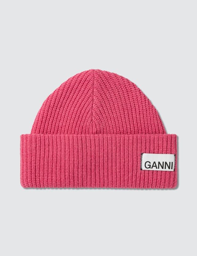 Ganni Knit Beanie