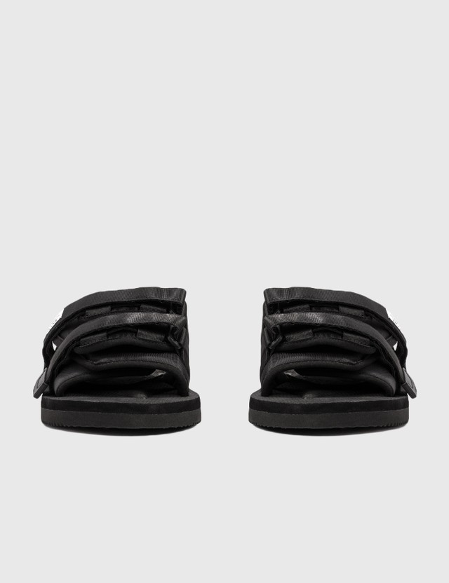 Suicoke MOTO-Cab Sandals Black Men