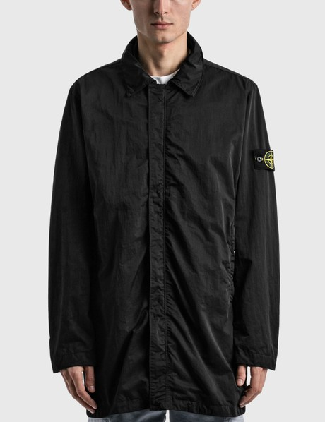 스톤 아일랜드 Stone Island Nylon Batavia-TC Trench Coat