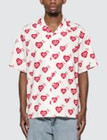 Human Made Heart Pattern Aloha Shirt Picture