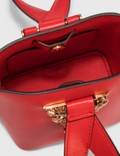 Versace Virtus Bucket Bag Eros Flame Red-oro Tribute Women