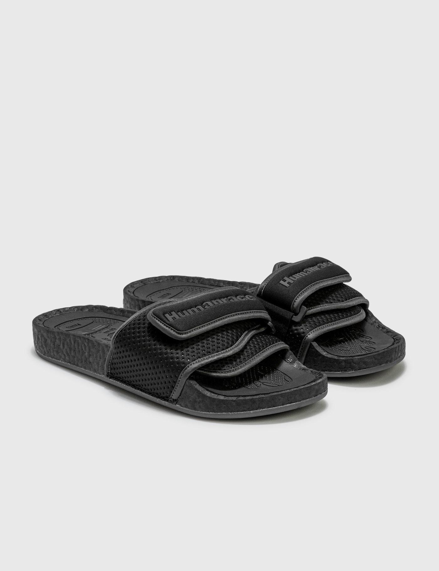 Adidas Originals Slides PHARRELL WILLIAMS CHANCLETAS HU SLIDES