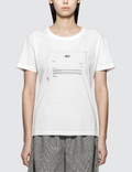 MM6 Maison Margiela Short Sleeve Logo T-Shirt Picture