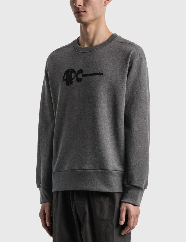 A.P.C. Jaheim Sweatshirt Grey Men