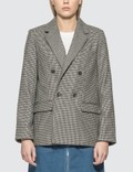 A.P.C. Plum jacket Picture