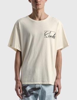 Rhude Theorist T-shirt