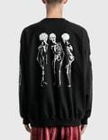 LMC Biohazard Oversized Sweatshirt Black Men