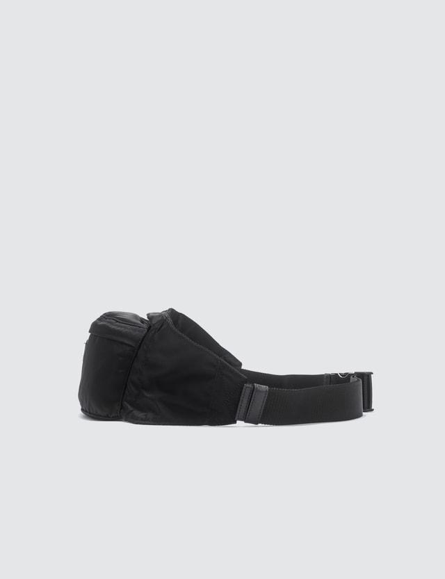 Prada Nylon Logo Belt Bag