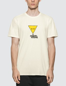 Maison Kitsune Triangle Fox T-Shirt