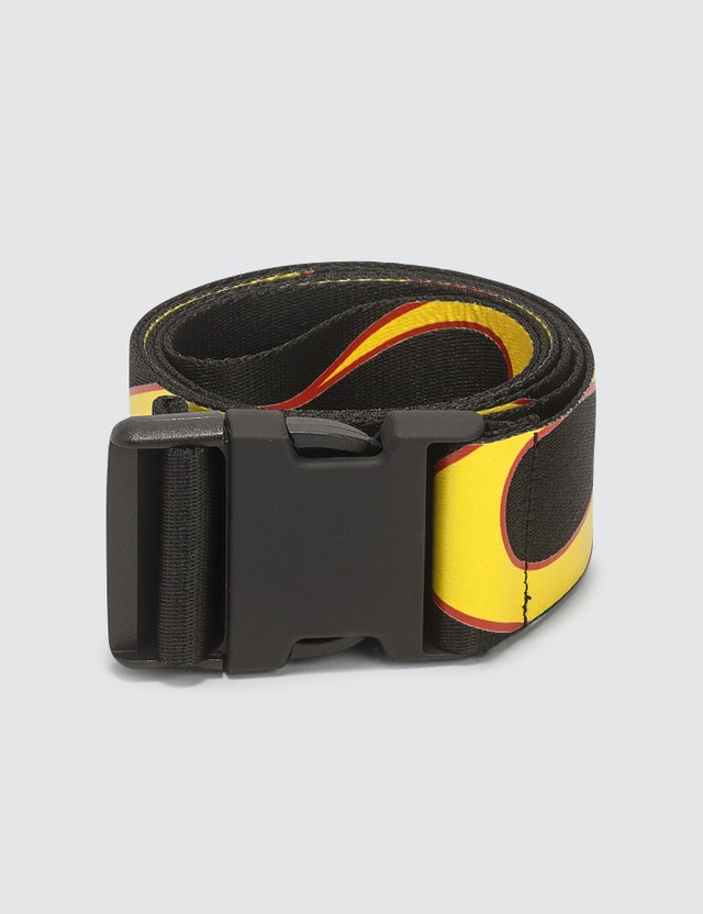 Palm Angels Two Tone Burning Belt