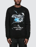 Marcelo Burlon Dragon Crewneck Picture