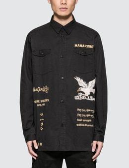Maharishi MIL Tour L/S Shirt