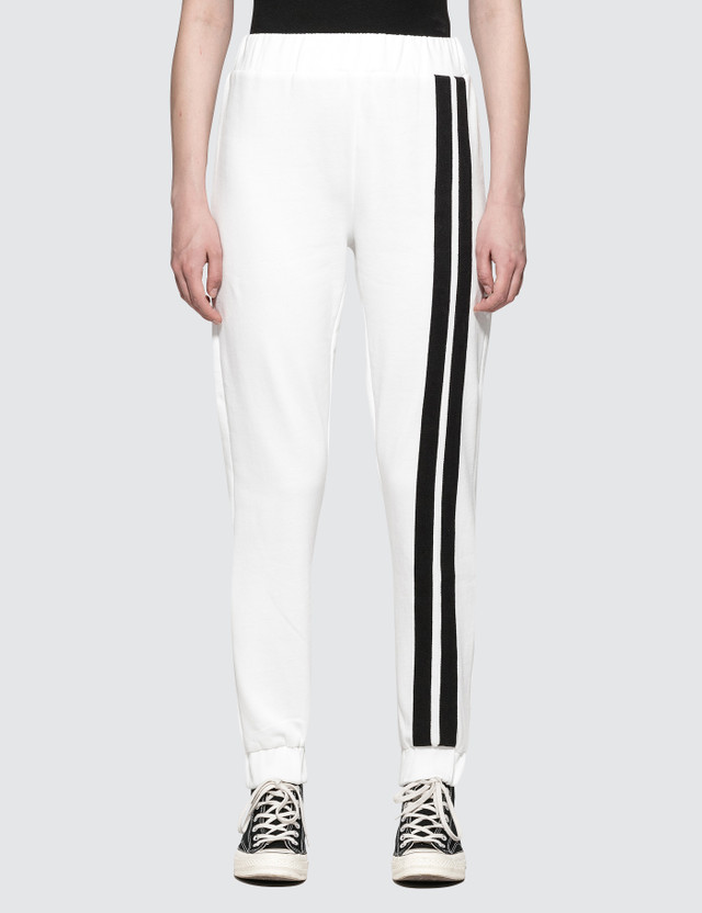 Danielle Guizio Cotton Sweatpants