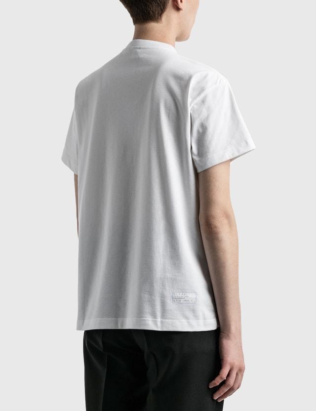 Random Identities 로고 티셔츠 White Men