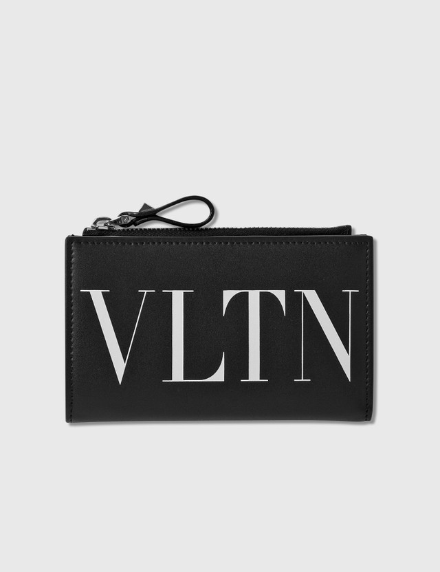 Valentino Valentino Garavani VLTN Card Case