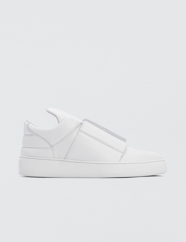 Filling Pieces Mountain Cut Velcro Strap Sneakers