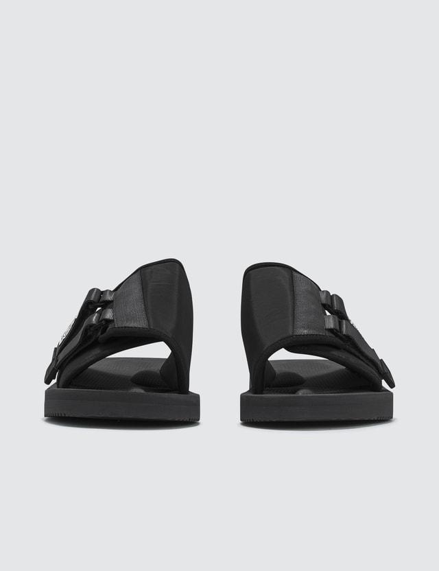 Suicoke KAW-Cab Sandals Black  Men
