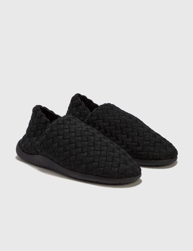 Bottega Veneta Slip-on Sneakers Black  Men