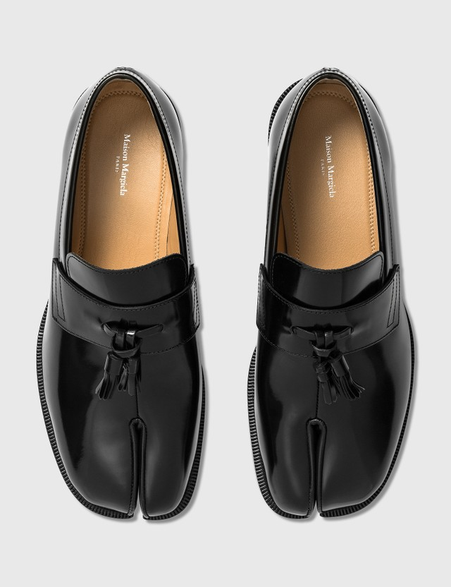 Maison Margiela Tabi Abrasivato Loafer Black Men