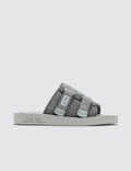 Concrete Objects. Concrete Objects x Suicoke Sandals with Concrete Tab Picture