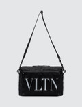 Valentino VLTN Rock Stud Nylon Messenger Picutre
