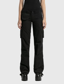 Hyein Seo Low Rise Cargo Pants