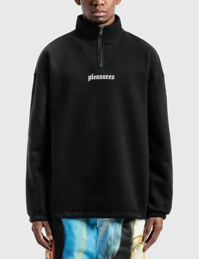 Pleasures Harmony Quarter-Zip Top