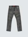 Haus of JR Ragazzi Double Biker Jeans Picutre