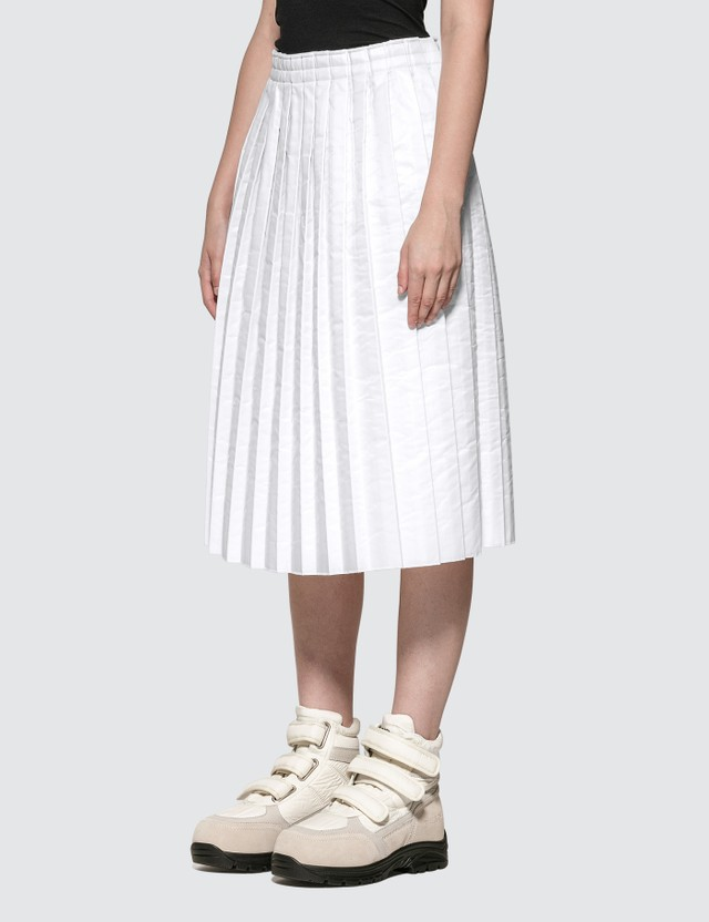 MM6 Maison Margiela Pleated Skirt