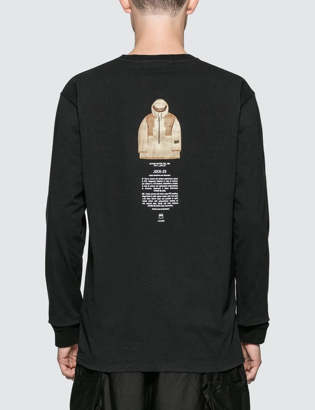 Stone Island Archivio Project Long Sleeve T-Shirt