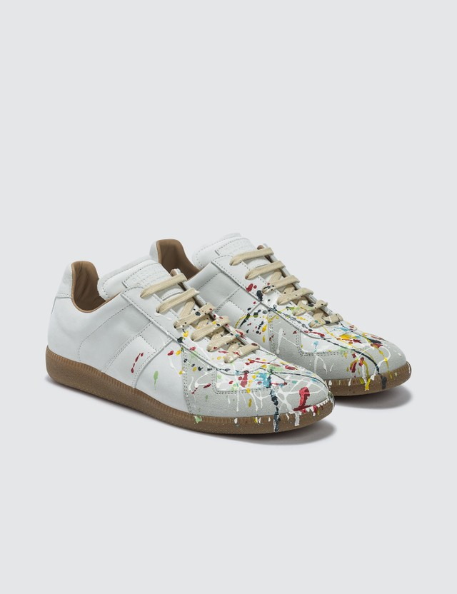 Maison Margiela Hand-painted Replica Sneakers
