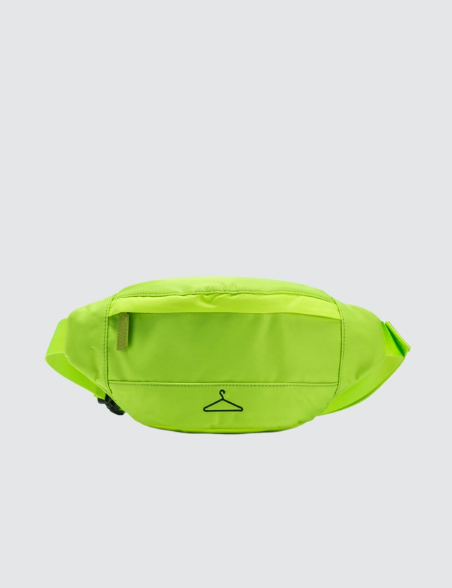 Holzweiler Neon Willow Fanny Pack Neon Yellow Women
