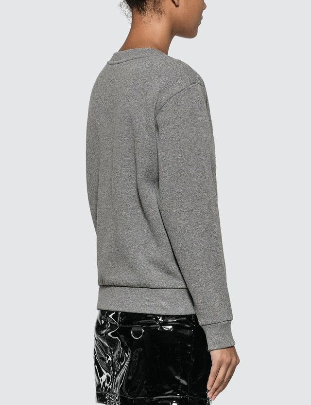 Moncler Sequin Embroidered Logo Sweater