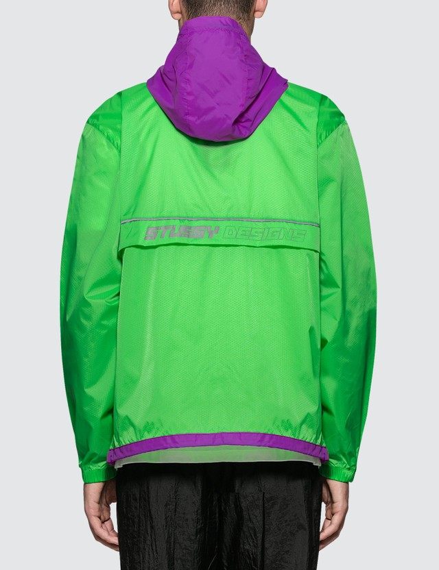 Stussy Honeycomb Hooded Jacket