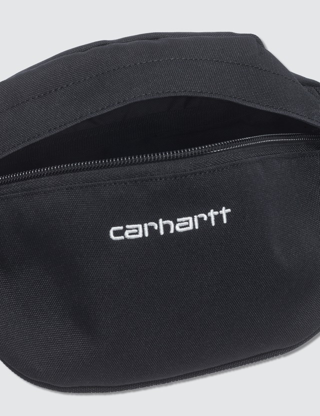 Carhartt Work In Progress Payton Hip Bag Black / White Men
