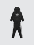 Adidas Originals Trefoil  Hoodie and Pants Set Picture