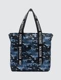 Maison Kitsune Maison Kitsune X Eastpak Flask Tote Bag Picture