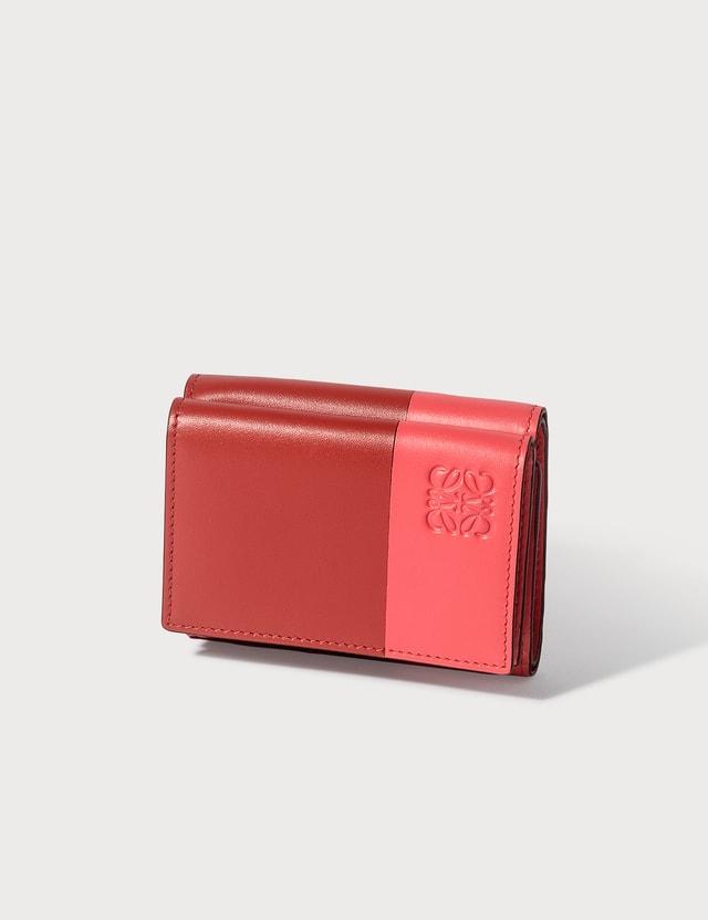 Loewe Colorblock Trifold Wallet