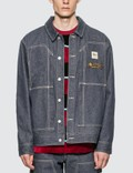 1017 ALYX 9SM 1017 ALYX 9SM x Stussy Denim Jacket Picture