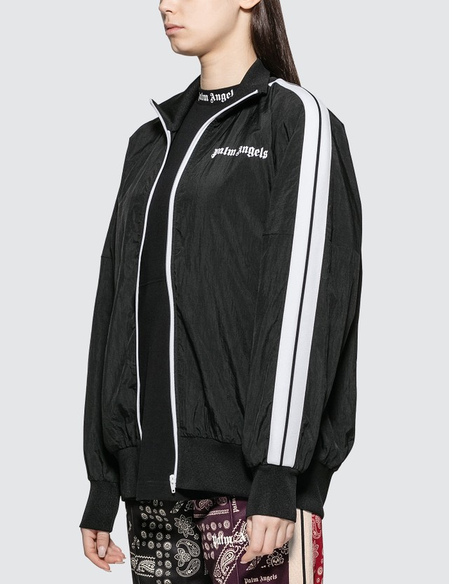Palm Angels Over Logo Track Jacket